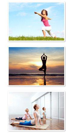 Yoga Offers New Twists