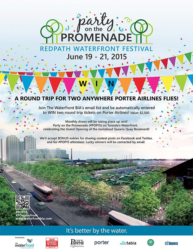 Party on the Promenade: June 19-21, 2015