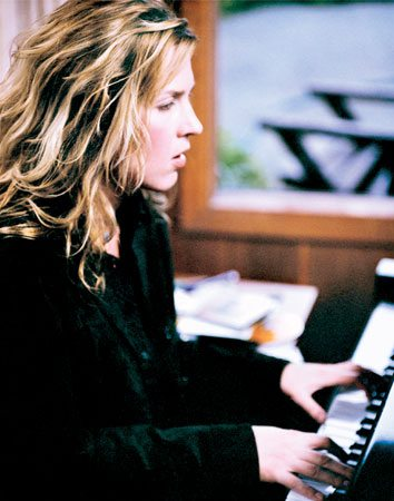 Diana Krall's SOULFUL, SEXY NEW SOUND