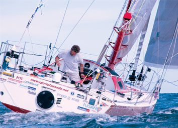 Derek Hatfield WORLD CLASS SAILOR