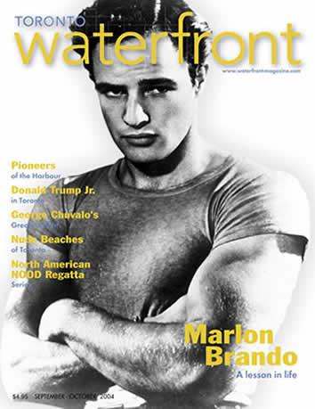 Marlon Brando A LESSON IN LIFE