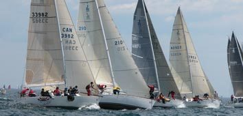 The North American  NOOD Regatta Series comes to Toronto