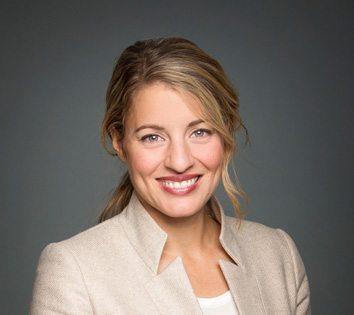 The Honourable Melanie Joly