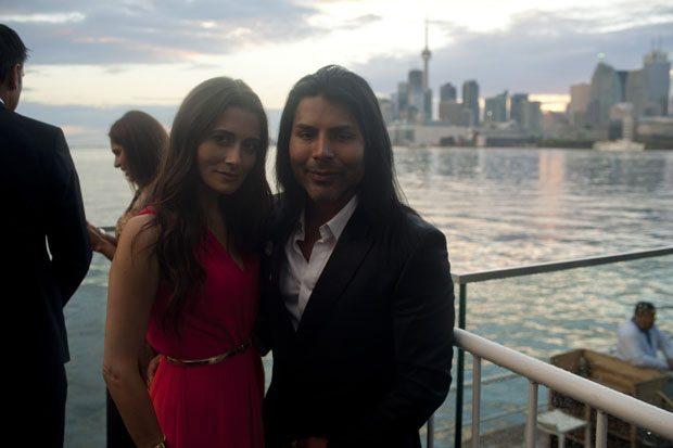 Amy DiCarlo & Hussein Dhalla, Fashion Designer