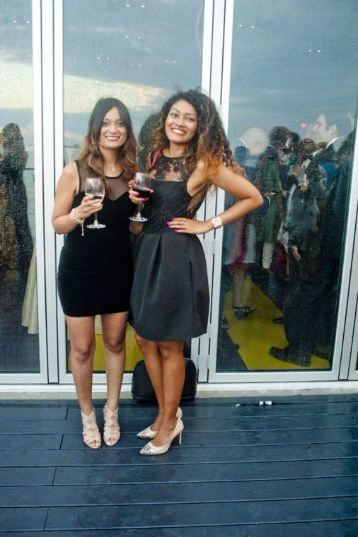 Marrisk Fermandes & Zana Rasquinha