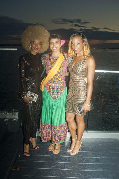 Ammoje, Allsha Brilla & Shezelle