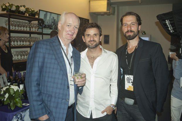 Colin Mochrie, Michael Hyatt & Roger Doche