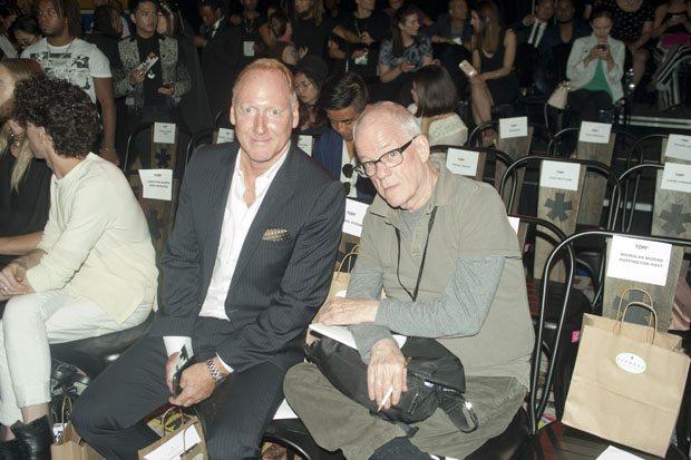 Glen Baxtor & Jonathan Livingstone