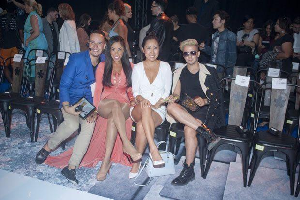 Serge El-Azzi, Leeah Ki, Patricia Jaggernauth & Steven