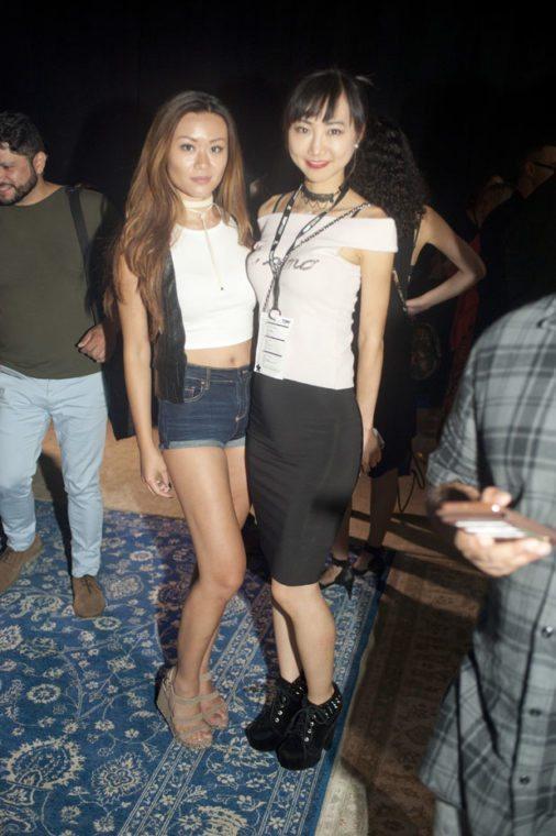 Megge Chi & Mona Liy