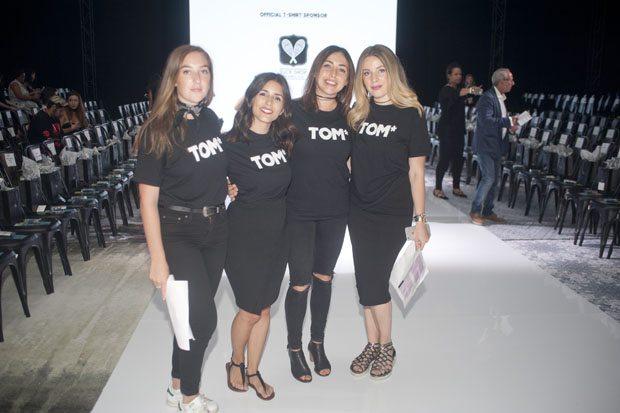 TOM Volunteers