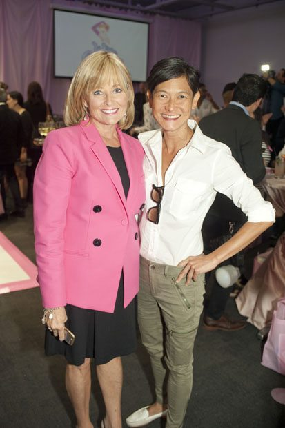 CTV News Channel Anchor and breast cancer survivor, Beverly Thomson
