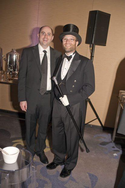 Aaron Paul & Lanny Lipson