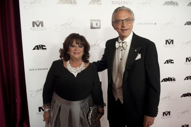 Gina & Paul Godfrey