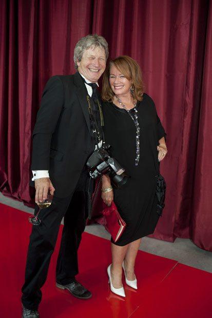 Toronto Star's Tom Sandler  &  Arlene Dickinson