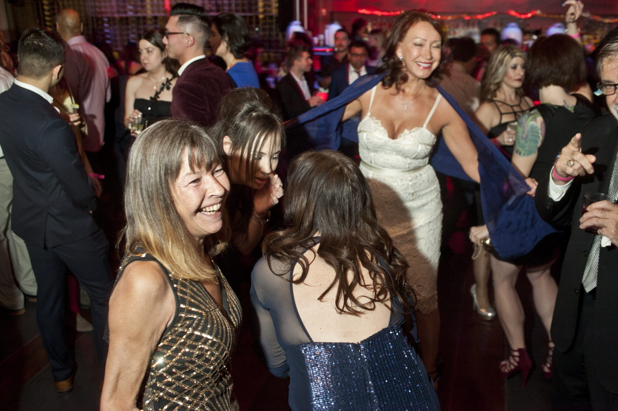 Waterfront Magazine's 2016 New Year's Eve Party
