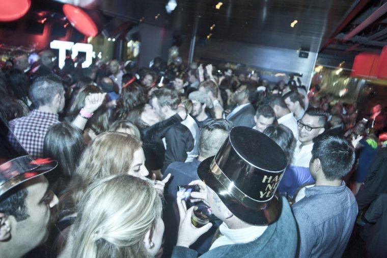 NYE party 2016 - waterfront magazine