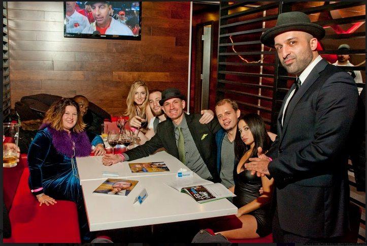 good group at NYE Singles