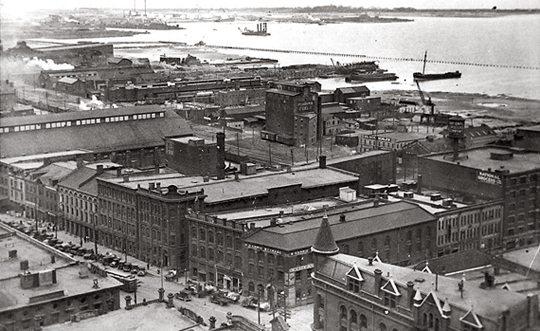St Lawrence Neighbourhood in 1933