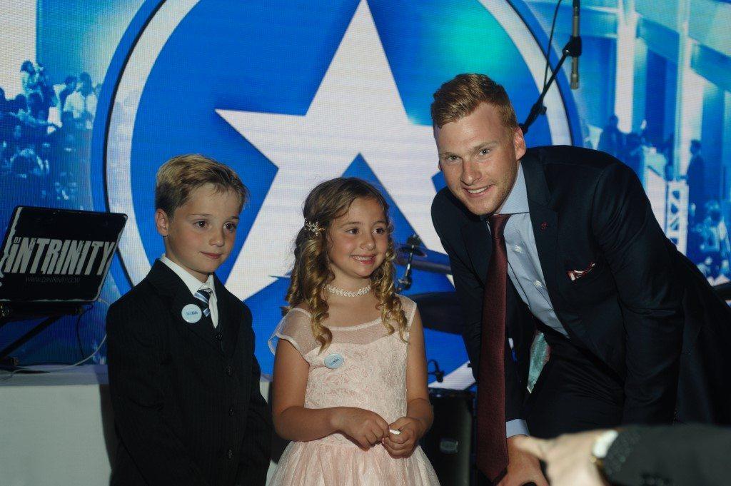 AllStar Gala for Sick Kids 2017