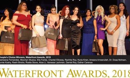Waterfront Awards, 2018