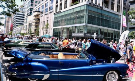 The Yorkville Exotic Car Show