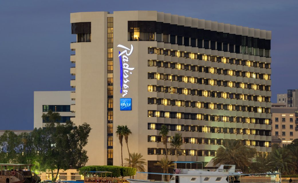 Radisson Blu <span>Uses Colour to Spread Global Harmony</span>