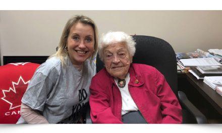 Hazel McCallion <span>Recognizing a Legacy in Leadership</span>