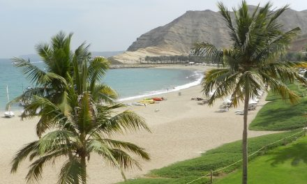 Oman <span>Land of Peace and Beauty</span>