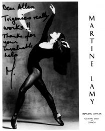 Martine-Lamy-of-the-National-Ballet-of-Canada-thanks-Dr-Austin-for-Trigenics